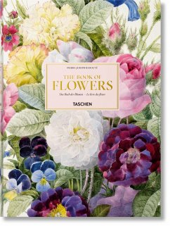 Redouté. The Book of Flowers - Redouté, Pierre-Joseph