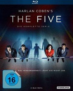 The Five - Die komplette Serie (2 Discs)