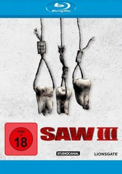 Saw III - Kinofassung Special Edition - Bell,Tobin/Smith,Shawnee