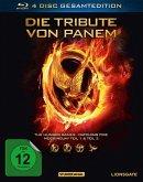 Die Tribute von Panem - Gesamtedition (4 Discs)