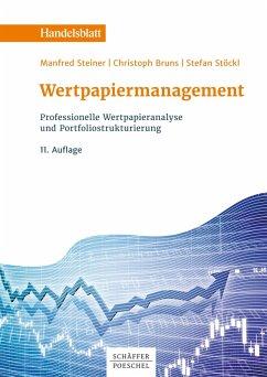 Wertpapiermanagement (eBook, PDF) - Steiner, Manfred; Bruns, Christoph; Stöckl, Stefan