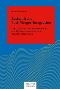 Systemische Post-Merger-Integration (eBook, PDF) - Berner, Winfried