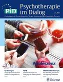 Psychotherapie im Dialog - Adoleszenz (eBook, PDF)
