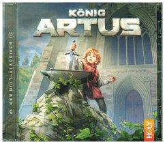 König Artus, 1 Audio-CD - Jürgensen, Dirk