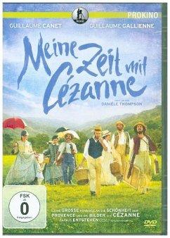 Meine Zeit mit Cézanne - Gallienne,Guillaume/Canet,Guillaume