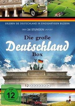 Große Deutschland Box: Deutsche Technik - Deutsche Geschichte - Deutsche Landschaft DVD-Box - Roth,Tim/Ahola,Jouko