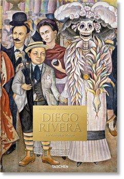 Diego Rivera. Sämtliche Wandgemälde - Lozano, Luis M.; Rivera, Juan R. Coronel