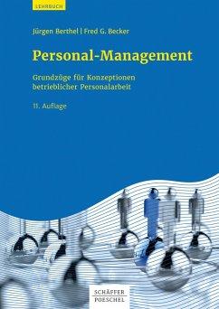 Personal-Management (eBook, PDF) - Berthel, Jürgen; Becker, Fred G.