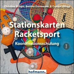 Stationskarten Racketsport, CD-ROM
