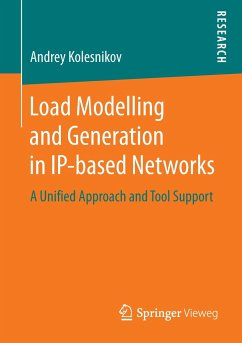 Load Modelling and Generation in IP-based Networks