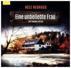 Eine unbeliebte Frau / Oliver von Bodenstein Bd.1 (1 MP3-CDs) - Neuhaus, Nele