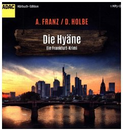 Die Hyäne / Julia Durant Bd.15 (1 MP3-CDs) - Franz, Andreas; Holbe, Daniel