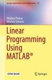 Linear Programming using MATLAB®