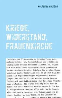 Kriege, Widerstand, Frauenkirche