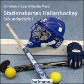 Stationskarten Hallenhockey, CD-ROM