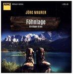 Föhnlage / Kommissar Jennerwein ermittelt Bd.1 (1 MP3-CDs)