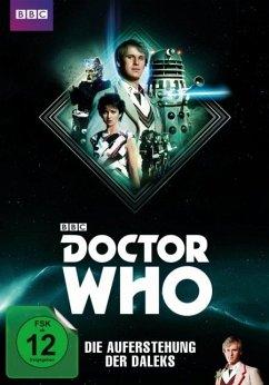 Doctor Who - Fünfter Doktor - Die Auferstehung der Daleks - 2 Disc DVD - Davison,Peter/Fielding,Janet/Strickson,Mark/+