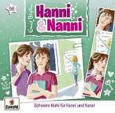 Schwere Wahl für Hanni und Nanni / Hanni und Nanni Bd.56 (1 Audio-CD)