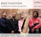 Complete String Quartets Vol.8