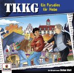 Ein Fall für TKKG - Ein Paradies für Diebe, 1 Audio-CD