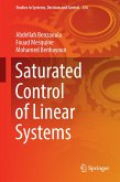 Saturated Control of Linear Systems