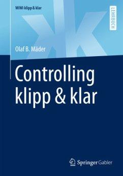 Controlling klipp & klar - Mäder, Olaf B.