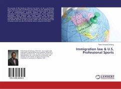 Immigration law & U.S. Professional Sports