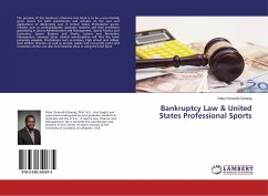 Bankruptcy Law & United States Professional Sports