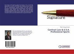 Contract Law & U.S.A. Professional Sports