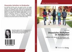 Dissoziales Verhalten im Kindesalter