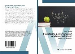 Statistische Bewertung von Analyseergebnissen