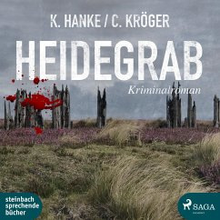 Heidegrab - Ein Lüneburg-Krimi (MP3-Download) - Hanke, Kathrin; Kröger, Claudia