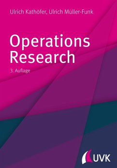 Operations Research (eBook, ePUB) - Müller-Funk, Ulrich; Kathöfer, Ulrich