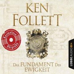 Das Fundament der Ewigkeit / Kingsbridge Bd.3 (Gekürzt) (MP3-Download) - Follett, Ken