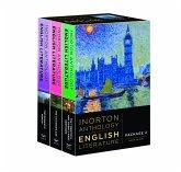 The Norton Anthology of English Literature. Volumes D, E, F