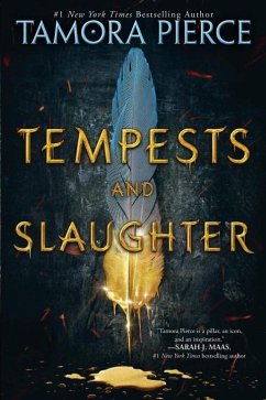 Tempests and Slaughter (the Numair Chronicles, Book One) - Pierce, Tamora