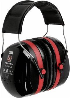 Peltor Optime III H540A Kapselgehörschutz 35 dB schwarz