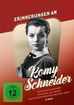 Erinnerungen an Romy Schneider DVD-Box