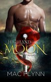 Highland Moon #2: BBW Scottish Werewolf Shifter Romance (eBook, ePUB)