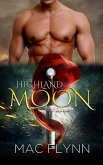 Highland Moon #4: BBW Scottish Werewolf Shifter Romance (eBook, ePUB)
