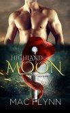 Highland Moon #3: BBW Scottish Werewolf Shifter Romance (eBook, ePUB)