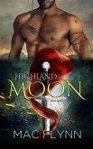 Highland Moon #1: BBW Scottish Werewolf Shifter Romance (eBook, ePUB)