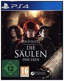 Ken Follett: Die Säulen der Erde, 1 PS4-Blu-ray Disc