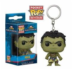 POP! Keychain: Thor Ragnarok - Hulk Casual