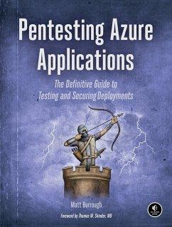 Pentesting Azure Applications - Burrough, Matt