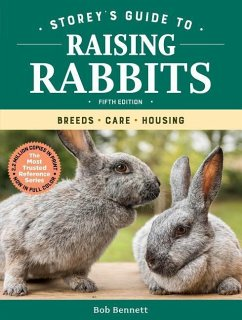 Storey´s Guide to Raising Rabbits, 5th Edition:...