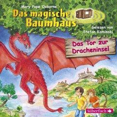 Das Tor zur Dracheninsel / Das magische Baumhaus Bd.53 (MP3-Download) - Pope Osborne , Mary
