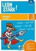 LERNSTARK. Deutsch Grammatik 3
