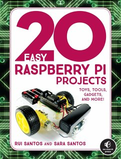 Raspberry Pi®Project Handbook