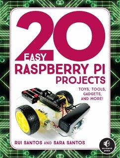 Raspberry Pi Project Handbook
